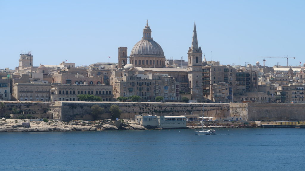 マルタ共和国おすすめ観光スポットのバレッタ